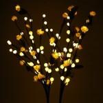 LED větvičky
