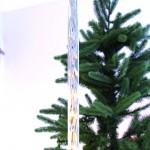 LED efekt sněžení