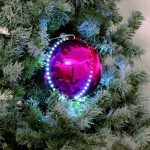 světelné vánoční ozdoby